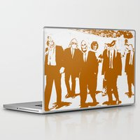 reservoir dogs Laptop & iPad Skins featuring Reservoir Awesome by Doctorductape