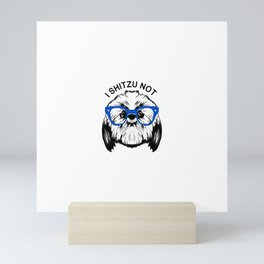 dog Mini Art Print