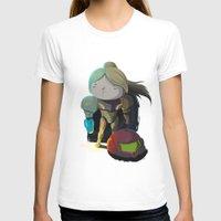 samus T-shirts featuring Samus by Rod Perich
