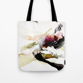 Day 12: To appreciate the imperfections that accompany beauty is the be close to nature. Tote Bag