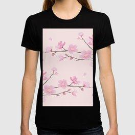 Cherry Blossom - Pink T-shirt