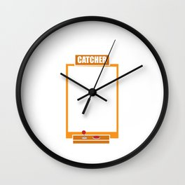 Arcade Gamer UFO Catcher Claw Machine Gift Wall Clock