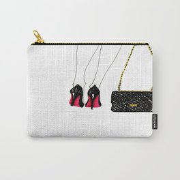 Red soles Carry-All Pouch