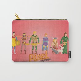 Dungeons and Dragons - Pixel Nostalgia Carry-All Pouch