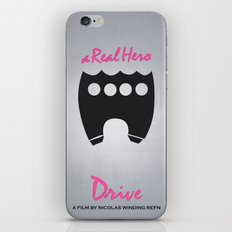 Drive - Minimalist Poster 02 iPhone & iPod Skin