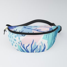 Night Jungle Fanny Pack