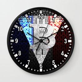 bitcoin france Wall Clock
