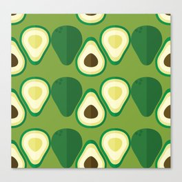 Bravocado Canvas Print