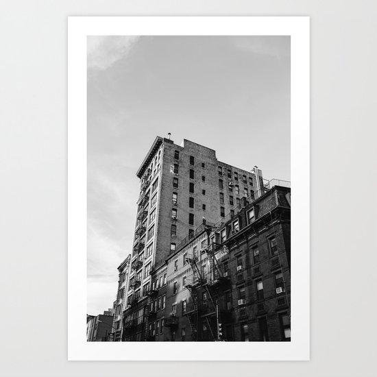 Soho XXII Art Print