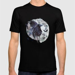 Full Moon Fever Dreams Of Velvet Ravens T-shirt