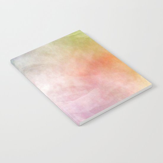 colored clouds 1 Notebook