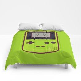 Gameboy Color - Green Comforters