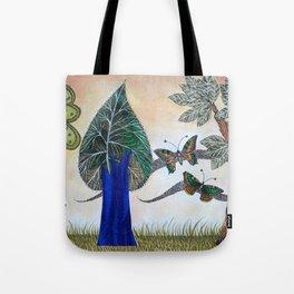 Butterflies in love II Tote Bag