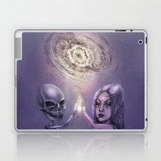 Cosmic reflection Laptop & iPad Skin