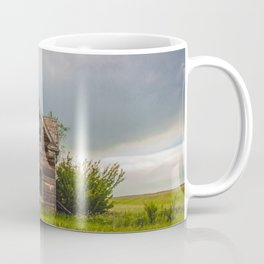 Roadside Homestead, North Dakota 4 Coffee Mug