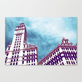 Chicago Buildings 8 Canvas Print