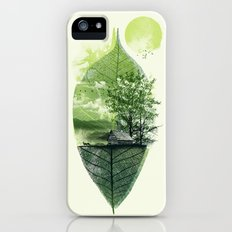 Live in Nature iPhone (5, 5s) Slim Case