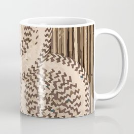 Three circles pattern Coffee Mug