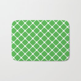 Square Pattern 3 Bath Mat
