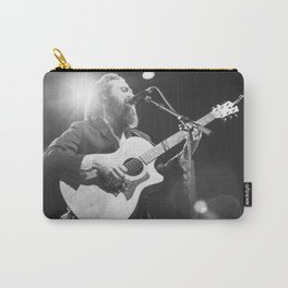 Iron And Wine Carry-All Pouch