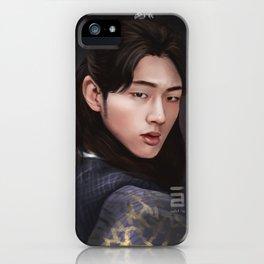 Wang Jung iPhone Case
