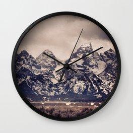 Untitled VII Wall Clock