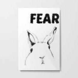 Dark Fears Metal Print
