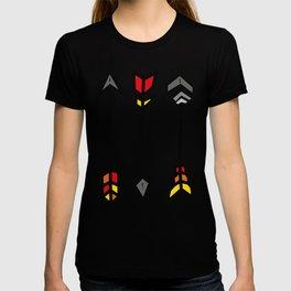 The summer arrows T-shirt