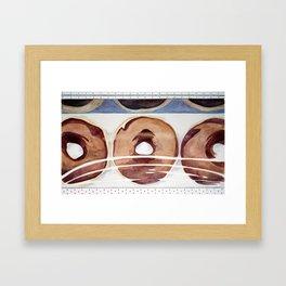 MMM... Framed Art Print
