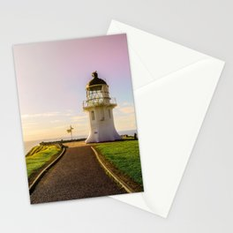 Lighthouse at the Top Stationery Cards