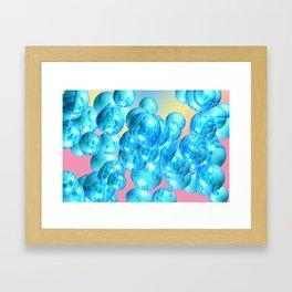 Blubber Framed Art Print