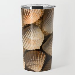 The World of Shells Travel Mug