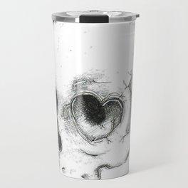 deadly heart eyes Travel Mug