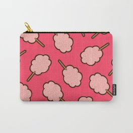 Cotton Candy Pattern Carry-All Pouch