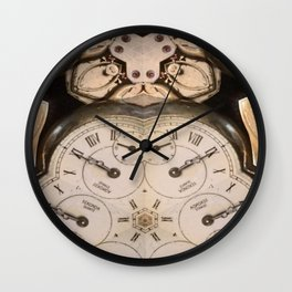 Tic Toc Wall Clock