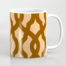 Grille No. 2 -- Orange Coffee Mug