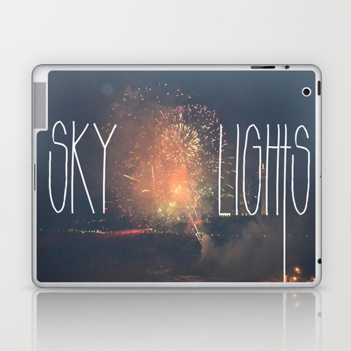 SKY LIGHTS Laptop & iPad Skin
