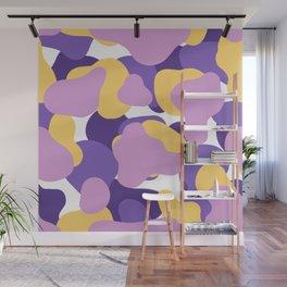 Modern Shapes 05 Wall Mural