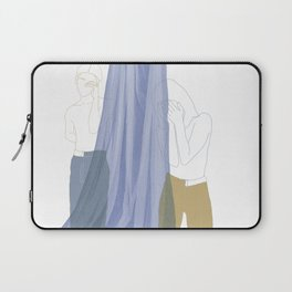 confrontation Laptop Sleeve