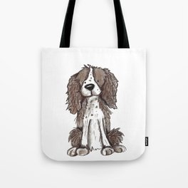 Sit and Stay Tote Bag
