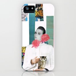 HOLLOW FACES SERIES iPhone Case