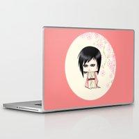 berserk Laptop & iPad Skins featuring Akito Sohma by artwaste