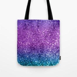 Unicorn Girls Glitter #10 #shiny #decor #art #society6 Tote Bag