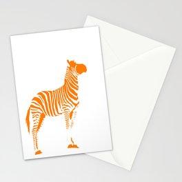 Animals Illustration Zebra Stationery Cards