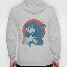 Strawberries and Marcy  Hoody