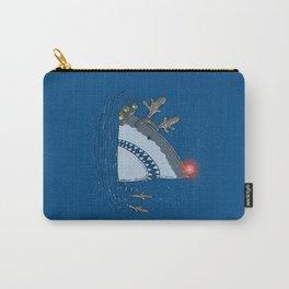 Rudolph Shark Carry-All Pouch