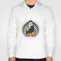 haikyuu Hoodies featuring Karasuno High Volleyball Club by robin