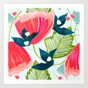 Botanica || #botanical #pattern by 83oranges