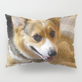 Josh The Corgi Pillow Sham