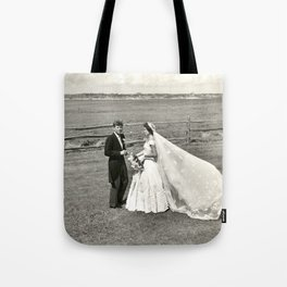 The Kennedys' Wedding Tote Bag